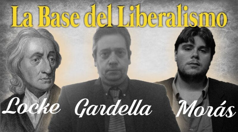 Derecho Natural la base del liberalismo