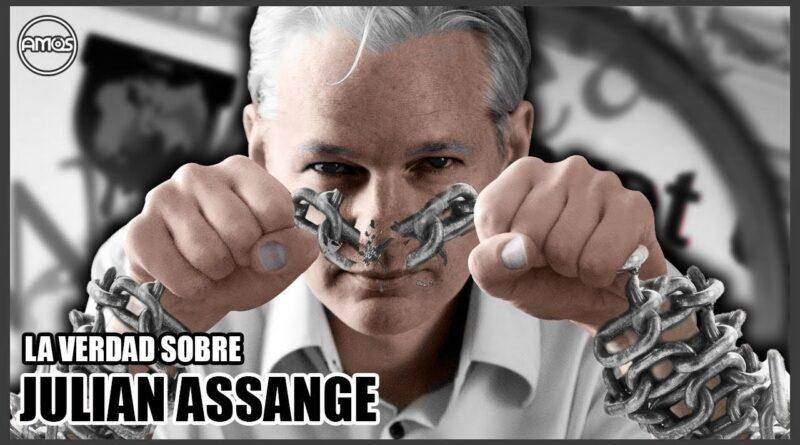Julian Assange   El mejor periodista de la historia