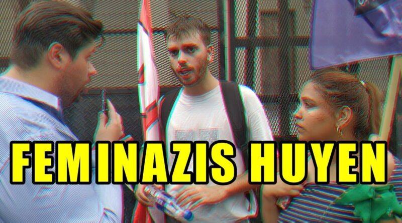 Nicolás Morás vs Aliado Feminista