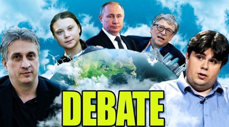 Morás debate sobre Putin, China, Liberalismo y Crisis Global
