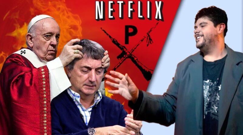 Nicolás Morás vs. MONTONERO amigo del PAPA FRANCISCO - Aldo Duzdevich