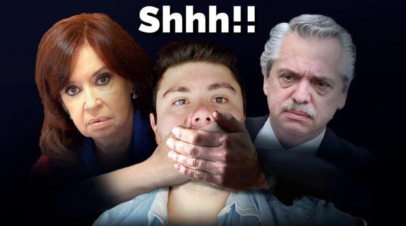 El FIN de la Libertad de Expresión en Argentina