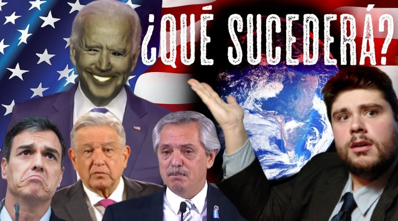 El PLAN de BIDEN para USA, Argentina, México y España