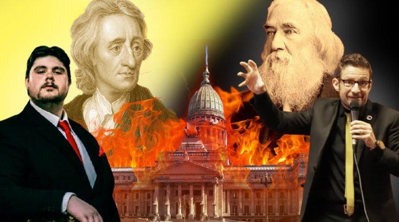 La FARSA de la DEMOCRACIA y el VALOR de la LIBERTAD