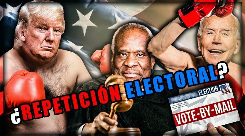 TRUMP puede revertir el RESULTADO electoral