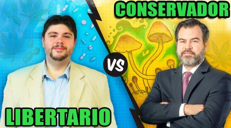 ÉPICO DEBATE | Libertario vs. Conservador (Morás | Lukacs)