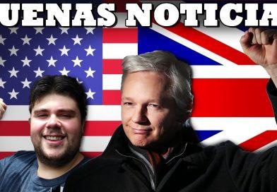 Triunfa la Libertad! ASSANGE no será EXTRADITADO a USA