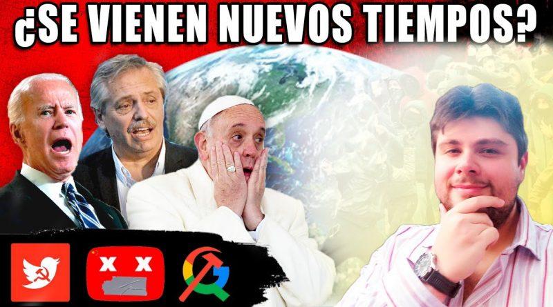 La CONFERENCIA que BIDEN, el PAPA y Alberto no quieren que veas | Gobierno Mundial vs. Libertad