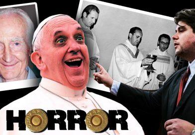 El Papa desaparece (Para Siempre) a su adversario Franz Jalics