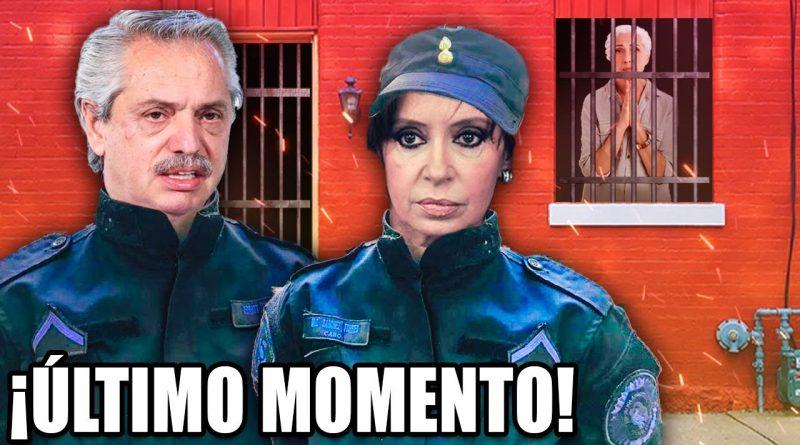 Alberto y Cristina quieren CERRAR el País otra vez