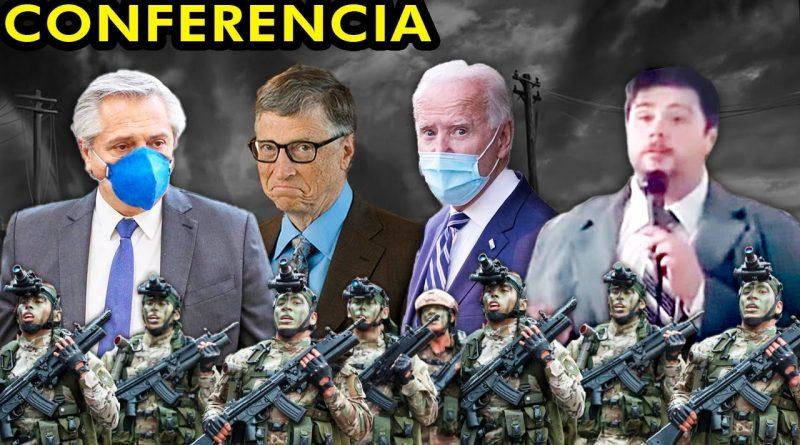 PESADILLA Global | La Conferencia PROHIBIDA por el Poder
