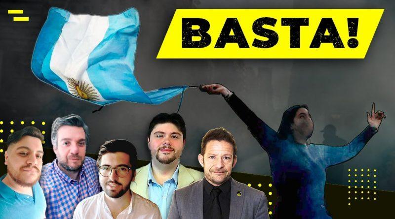 Argentina hacia el ABISMO | ¿Cómo volver a Ser Libres?