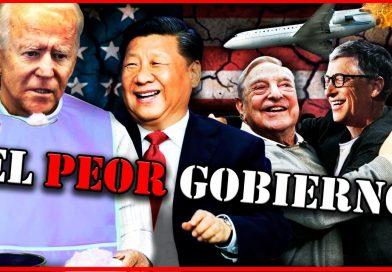 Biden: el PEOR Presidente 🇺🇸 La DECADENCIA de USA