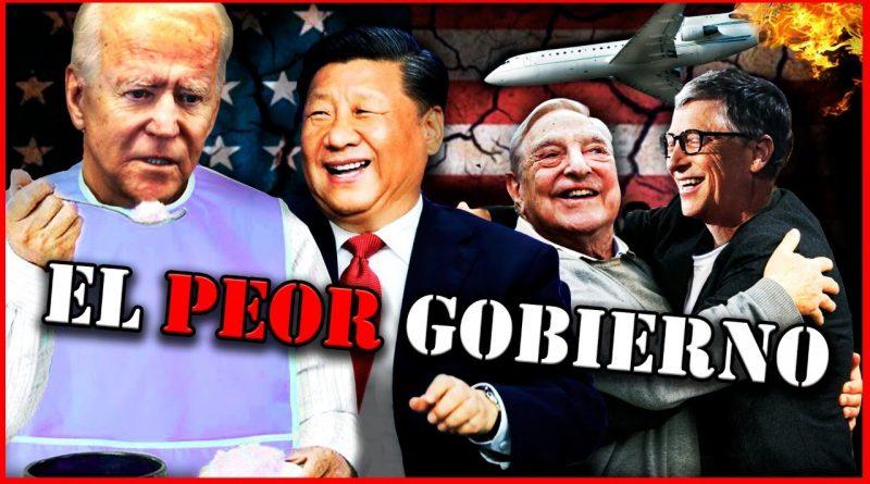 Biden: el PEOR Presidente | La DECADENCIA de USA
