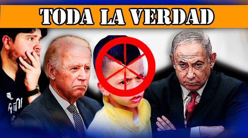 lsrael y Biden generan CAOS mundial