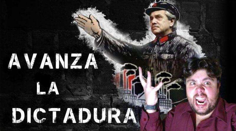 Dictador Fernández | Pena de 16 años por PROTESTAR | Chau Carne