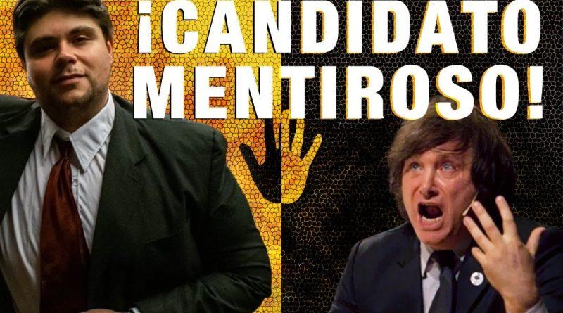 Morás responde a Javier Milei, el político populista...