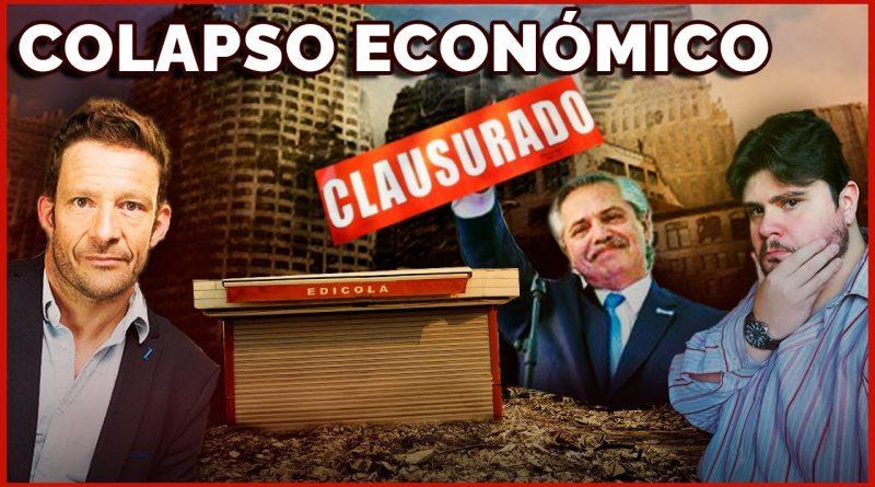 ¿QUIEBRA ARGENTINA? | La DEVASTADORA Realidad de un País destruído por el Estado