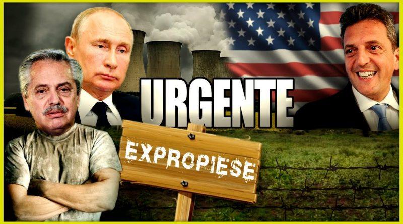 ¡Quieren Expropiar TU CASA! | Massa 2023 | Reactores Rusos | ¡Y Más!