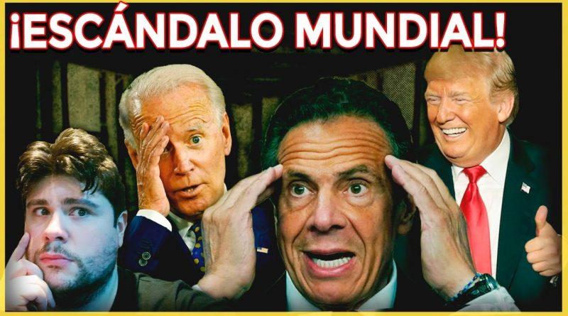¡Cae Cuomo! | ¿Se acerca el FIN de Biden?