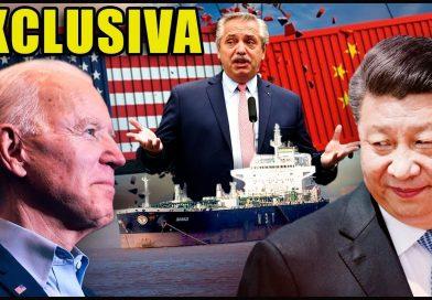 China vs. Biden ¿Quién se queda con ARGENTINA?
