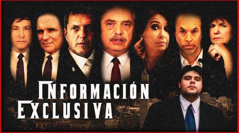 Secretos de la MAFIA Política | Kirchner, Macri, Massa, Larreta, Espert, etc