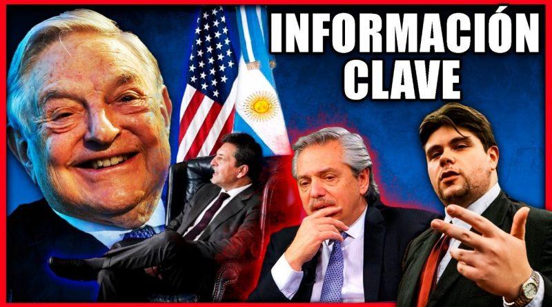 Soros en Argentina | ¿Fernández se va? | Futuro del País